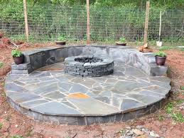 How To Build A Stone by How To Make A Fire Pit Table Fireplace Design Ideas With Regard To