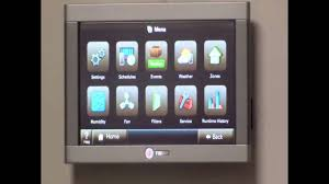 xl950 thermostat software upgrade process youtube