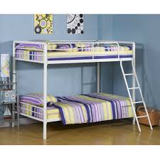 Sturdy Metal Bunk Beds Size Sturdy Metal Bunk Bed In White