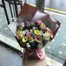 flower delivery reviews pastel flower bouquet flower delivery south korea 320 5