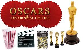oscar party ideas host an oscars party decor activities pizzazzerie