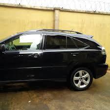 lexus rx330 nairaland sparkling black 2005 rx 330 lexus for sale 2 7m autos nigeria