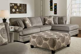 Chocolate Sectional Sofa Furniture Albany Groovy Chocolate Sectional Left Chaise