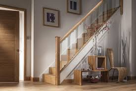 Modern Banisters Uk Modern Staircase Ideas Stairs Cheshire Mouldings
