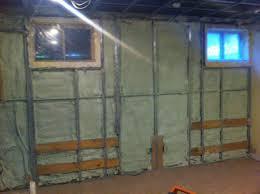 Spray Insulation For Basement Walls Roxul Insulation Basement Walls Luxury Home Design Fantastical