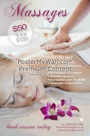 Massage Business Cards Examples Customizable Design Templates For Massage Postermywall