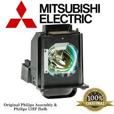 mitsubishi 915b403001 tv assembly with original philips housing
