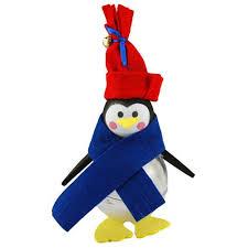 penguin ornaments penguin gift shop