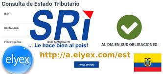 lista blanca sri ecuador consulta estado tributario sri ecuador 2015 lista blanca
