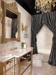 Dramatic Shower Curtain Double Shower Curtains Design Ideas