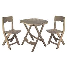 Resin Bistro Chairs Plastic Bistro Sets Patio Dining Furniture The Home Depot
