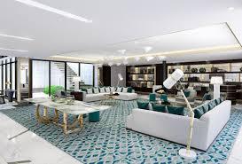 vivienne westwood designs penthouse suite at the london hotel west