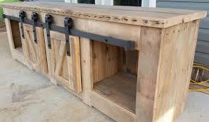 Barn Door Cabinets Sliding Barn Door Cabinet And Barn Door By Mc269 Lumberjocks
