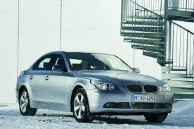 2007 bmw 5 series review top speed