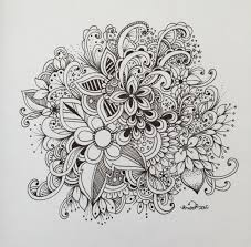 how to make a zendoodle zendoodle journal entry doodle