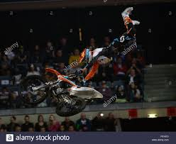 freestyle motocross game download prague czech republic 24th oct 2015 fmx gladiator games stock