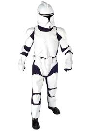 star wars clone trooper deluxe costume