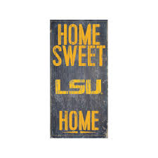 lsu tigers sweet home wall art multicolor tigers and products