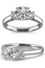 85 best white gold engagement rings images on pinterest