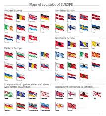 Greece Flag Emoji Flags Of Countries Of Europe Big Flag Set Stock Vector Art