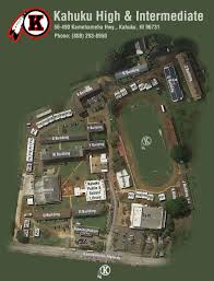 Scc Campus Map Kahuku High And Intermediate
