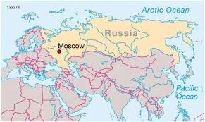 Ualbany Map Moscow On Map Map Of Midwest States