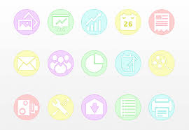 40 best free icon sets spring 2015 webdesigner depot