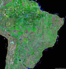 Where Is Greece On The Map by Brazil Map And Satellite Image