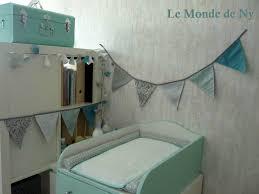 fanion chambre bébé déco pour chambre bébé les guirlandes le monde de ny