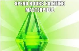 The Sims Memes - meme frikiayer perdnovia menos quit sims