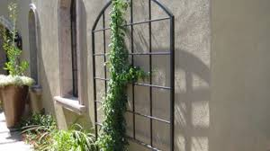 Ideas For Metal Garden Trellis Design Antique Iron Garden Trellis Designs Outdoor Decorations