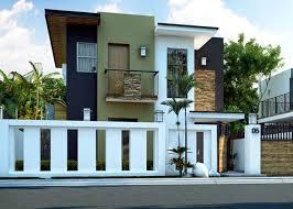100 sq meters house design double story house plan floor area 93 square meters mi casa