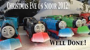 thomas friends trackmaster village sodor snow storm 1