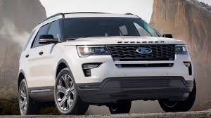 ford explorer price canada 2018 ford explorer release date price and specs roadshow