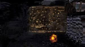 Fallout New Vegas Maps by Fallout New Vegas How To Get The Ranger Combat Armor Other Ways