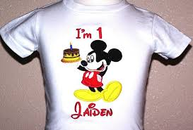 mickey mouse birthday shirt boys mickey mouse birthday cake onesie or shirt