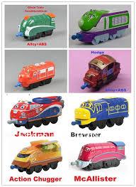 chuggington metal train model mini metal trains toys educational