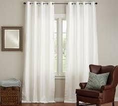 How To Hang Pottery Barn Curtains Drapery Panels Silk Drapes U0026 Silk Curtains Pottery Barn