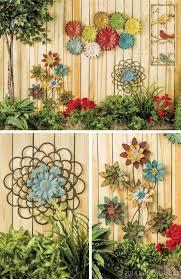 Garden Wall Decoration Ideas Garden Wall Decor Images Walls Decor