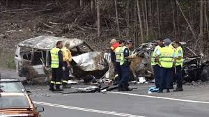 princes highway closed after fatal crash near bendalong