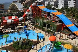 los mejores hoteles con parque acuático de españa magic aqua