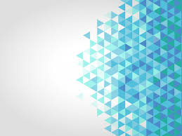 Blue Polygonal Ppt Backgrounds Abstract Blue Templates Ppt Grounds Blue Ppt