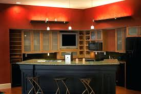 living room eye catching kitchen and living room color schemes