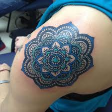 90 immensely deep and positive lotus mandala tattoos to express