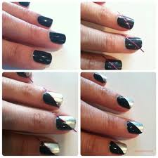 manicures 101 how to draw perfectly straight lines u2014 popcosmo