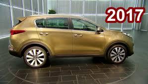 gold color cars 2017 kia sportage gold exterior interior youtube