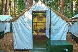 renting tents yosemite tent cabins what you need to