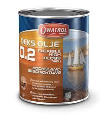 Exterior Door Varnish Deks Olje D2 High Gloss Varnish For Wood Owatrol Direct