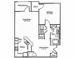 Lakeside Floor Plan Lakeside Villas Apartments Rentals Hampton Ga Apartments Com