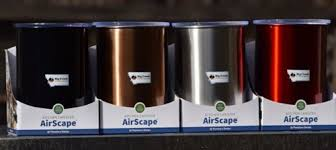 airscape kitchen canister a simple yet revolutionary way to store fresh coffee beans and